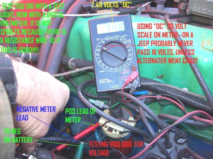 Jeep Cranks  But Won U0026 39 T Start  I Have An 84 Cj7 With A 4 2l Engine