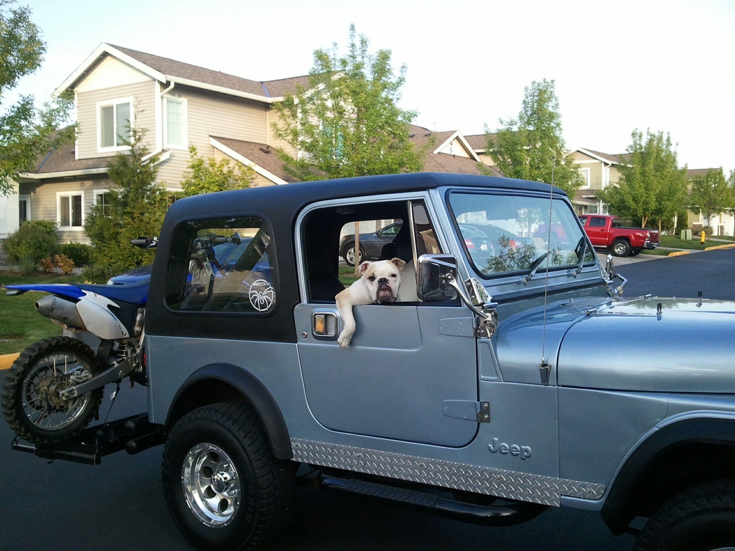 Jeep Cranks But Wont Start I Have An 84 Cj7 With A 42l Engine 258 Solenoid Wiring Thumb