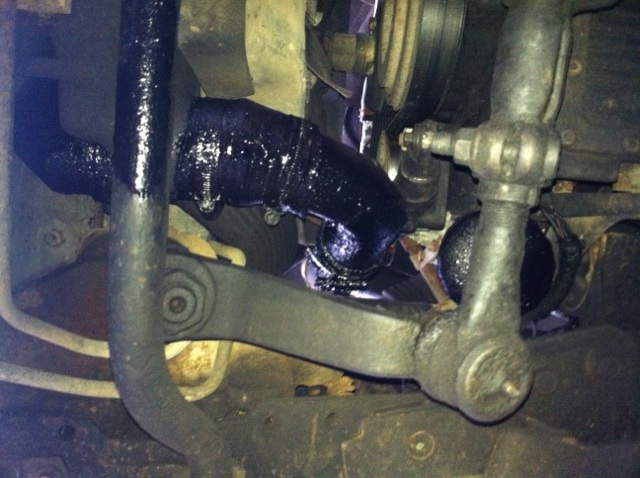 Leaking Oil  Hi There My Jeep Wont Start  It Is A 1997 2 5