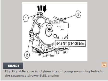 Oil Pump  Replace Oil Pump How Can I Replacet0he Oil Pump in My 97