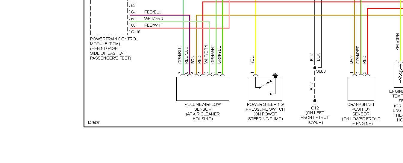 Wiring Schematics for 2002 Dodge Stratus R/t | 2002 Dodge Stratus Wiring Diagram |  | 2CarPros