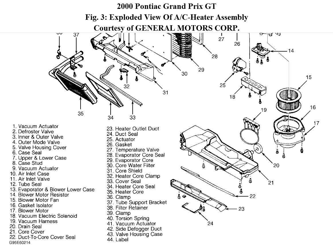 Diagram  Wiring Diagram 2004 Pontiac Grand Prix Full Version Hd Quality Grand Prix