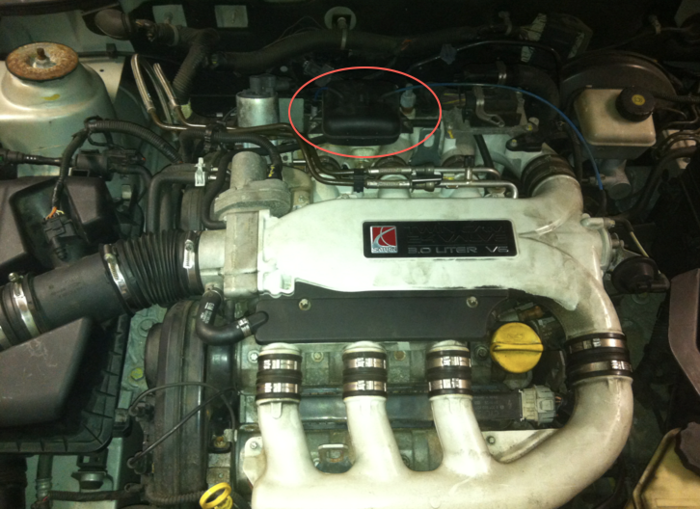 Car Idles Rough Conks Out When In Reverse Or Drive Parkrh2carpros: 2001 Saturn L300 Pcv Valve Location At Gmaili.net