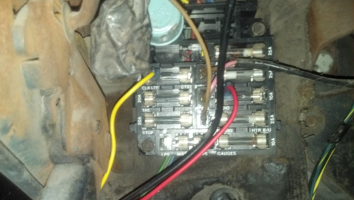 changed battery started and drove today no power attached image