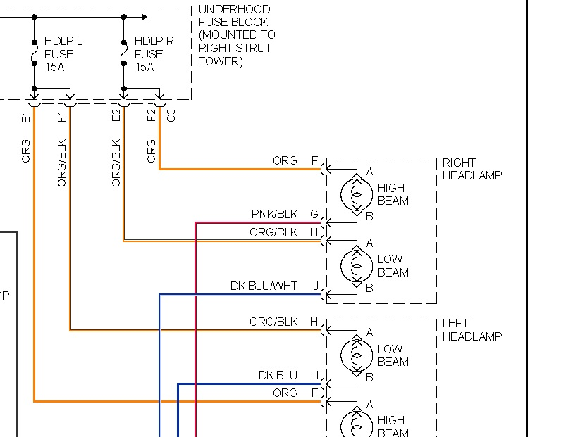 2001 buick wiring diagram