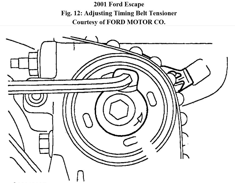 120802 2000 Ford Windstar Idler Pulley besides P 0996b43f80eb96ac moreover S2k31a31 likewise 2001 Ford Escape Flywheel Cover Located further 2005 Ford Escape Engine Diagram. on ford escape accessory drive belt