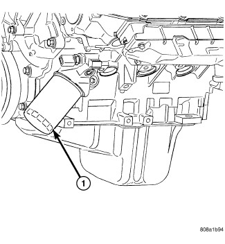 oilfilter location jeep liberty 2010  location of the oil