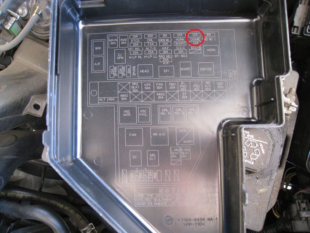 original toyota sienna fuse box diagram hyundai xg300 fuse box diagram 2004 toyota sienna fuse box location at fashall.co