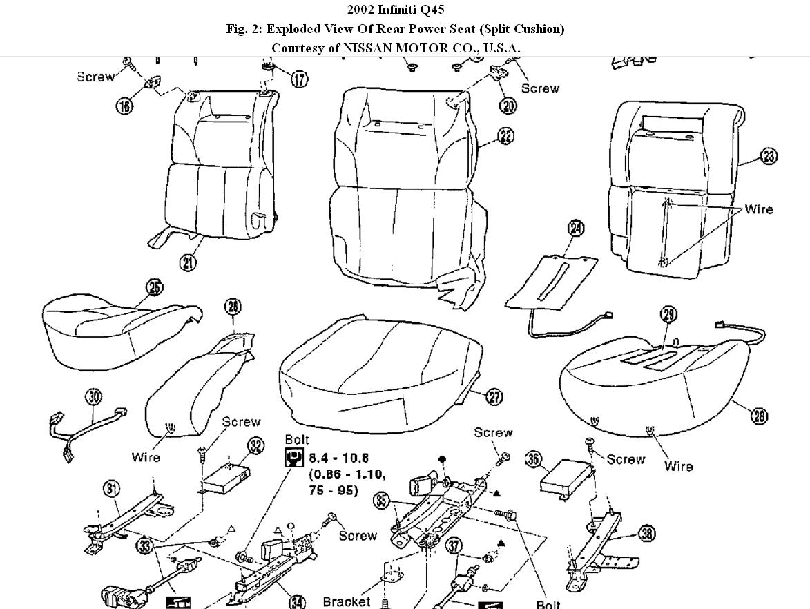 2003 infiniti i35 rear shade wiring diagram   43 wiring