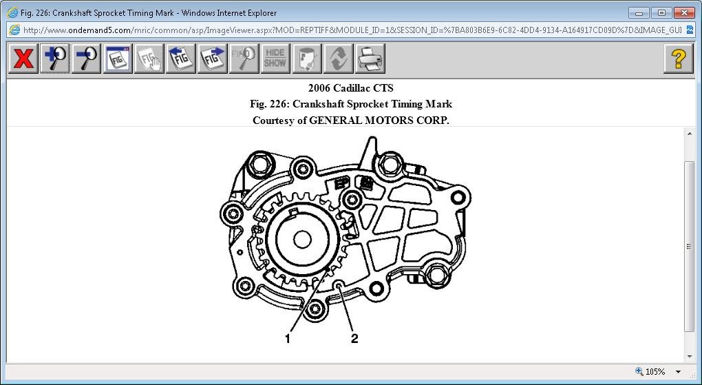 Timing Chain Timing Marks Needed  Can I Get Just A Timing Chain