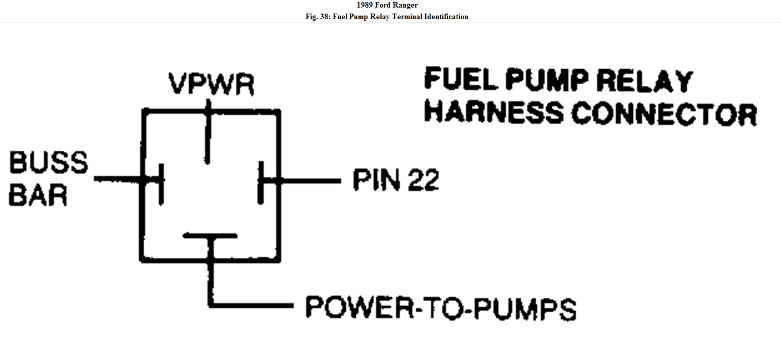 1990 Bronco 2 Fuel Pump Wiring Diagram Charging System Library1990