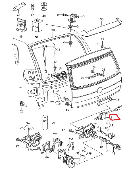 volkswagen fox wiring diagram   29 wiring diagram images