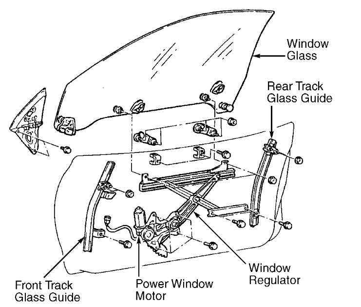Eclipse Power Window Wiring Diagram