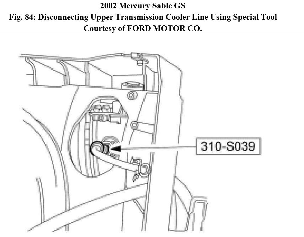 6ax1y Mercury Tracer 98 Mercury Tracer Will Run Quit Will together with 52pyq Mercury Grand Marquis Car Won T Start Blue Checked likewise E138 fuel deli harness besides 96 Mercury Mystique Engine Diagram further 2009 Gmc Yukon Xl 2500 Leaking Transmission Fluid Cooler Line Replacement. on blue mercury villager