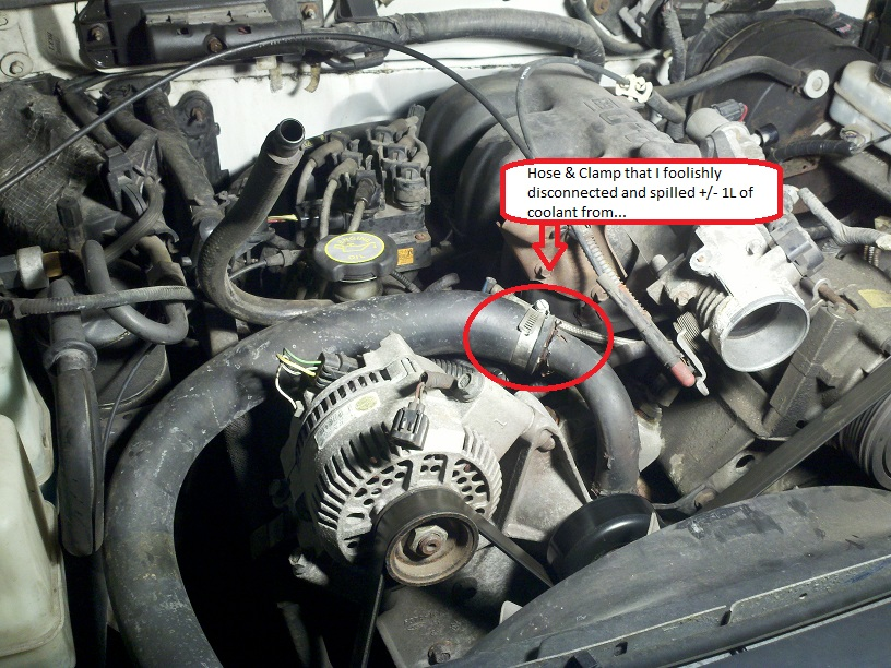 original 1996 explorer coolant burp safety? hello, i own a 1996 ford 1996 ford explorer cooling system diagram at n-0.co