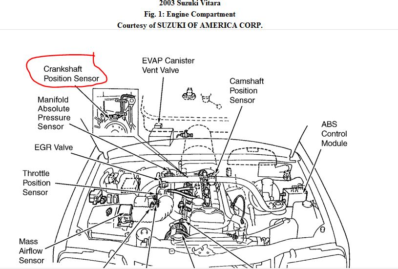 2001 Suzuki Vitara Engine Diagram Explained Wiring Diagrams Rh Sbsun Co 2002 Xl7 Problems 2008: 1998 Suzuki Sidekick Engine Diagram At Kopipes.co