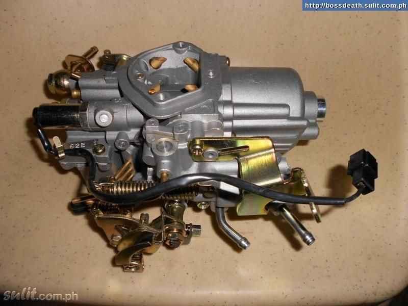 1997 Mitsubishi Lancer Air Fuel Mixture Setting Engine