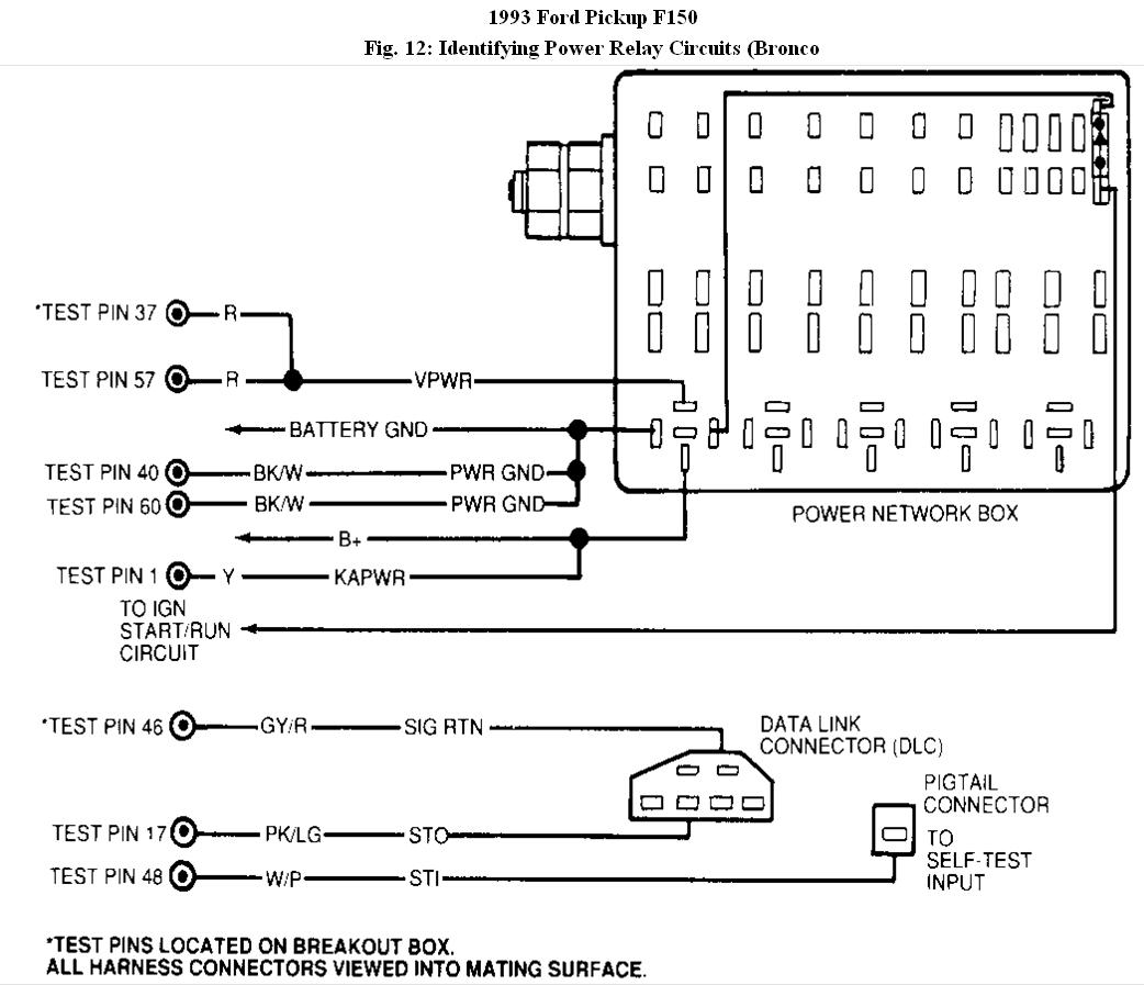 Trouble Code 93 Ford F150 Reading 552 Air Management Circuit 2004 Dlc Wiring Diagram Thumb