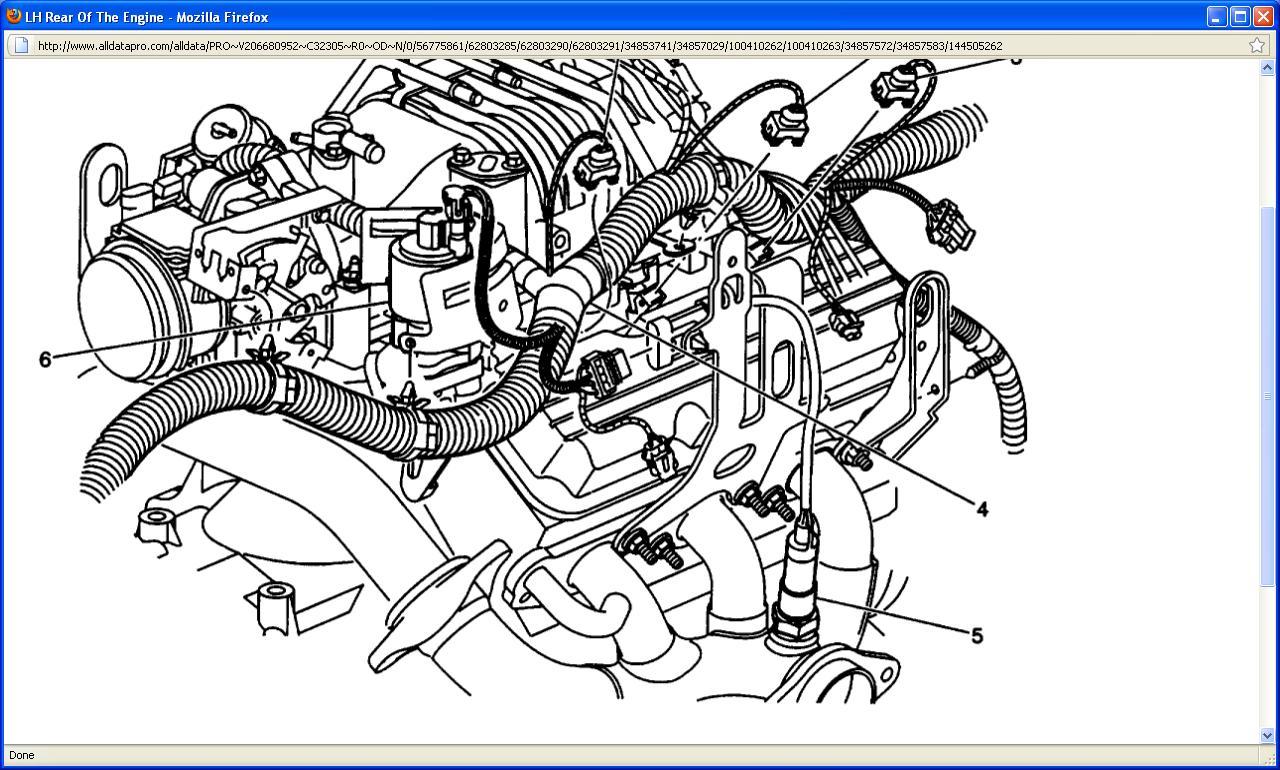 Help Asap How Do I Change A Oxygen Sensor Map And Buick Vacuum Diagrams Thumb