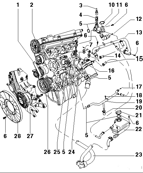 04 jetta 1 8t cooling system diagram audi turbocharger