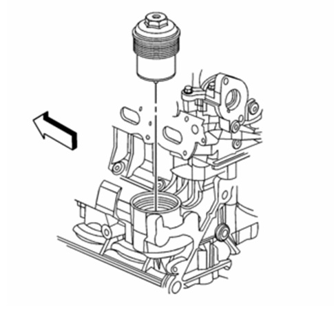 2006 Chevy Aveo Map Sensor Location