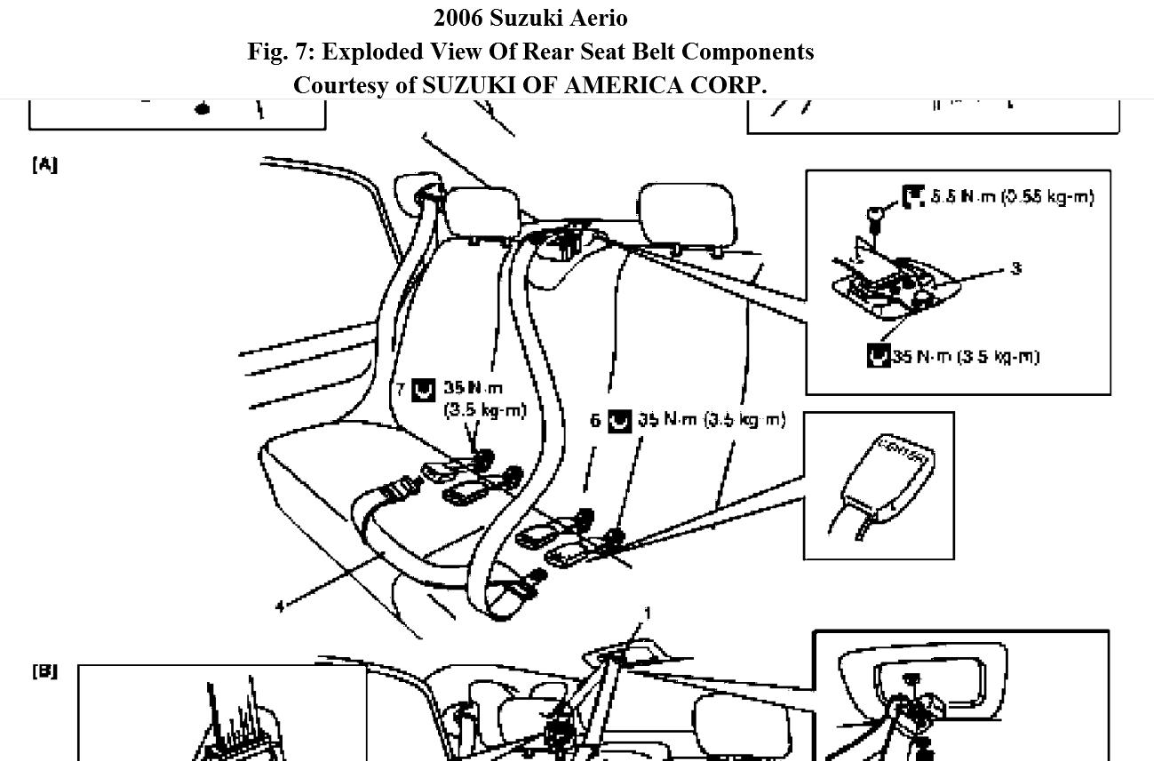 2002 suzuki aerio repair manual