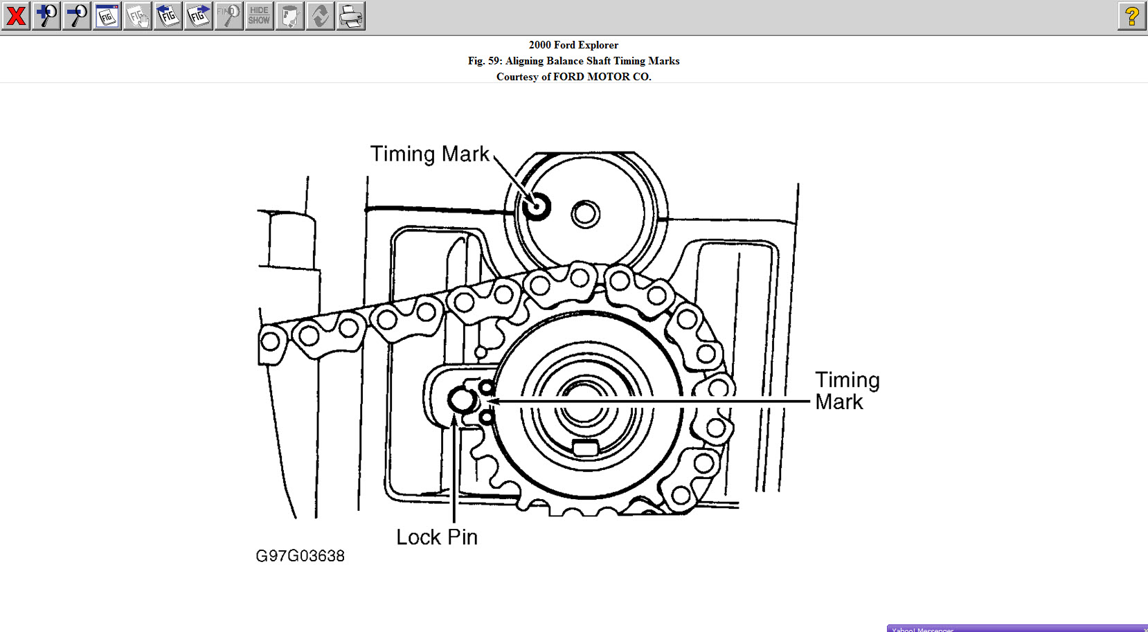 service manual  1998 ford explorer timing belt manual