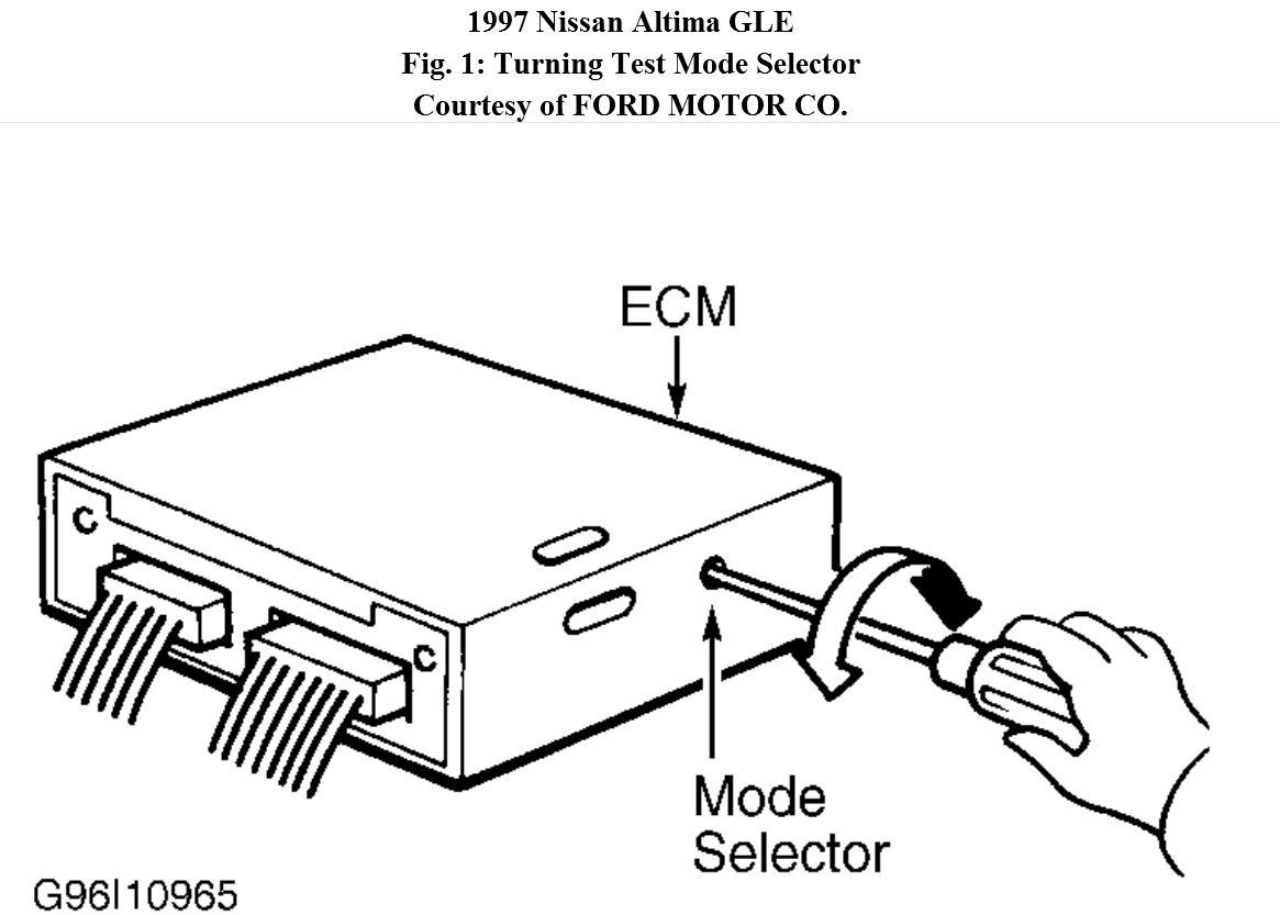 2000 Nissan Maxima Ignition Coil Diagram
