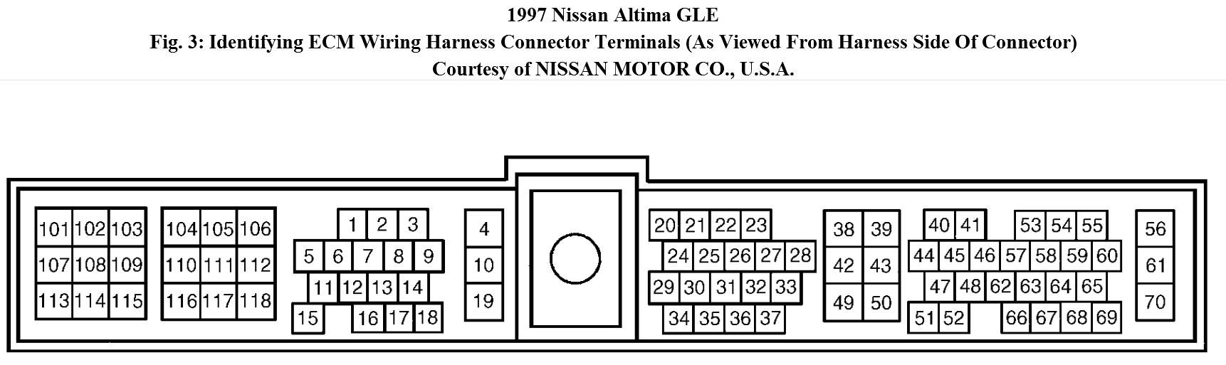 Have A Dtcp1320 Ignition Signal Primary Circuit Fault What Do I Nissan Quest Wire Harness Thumb