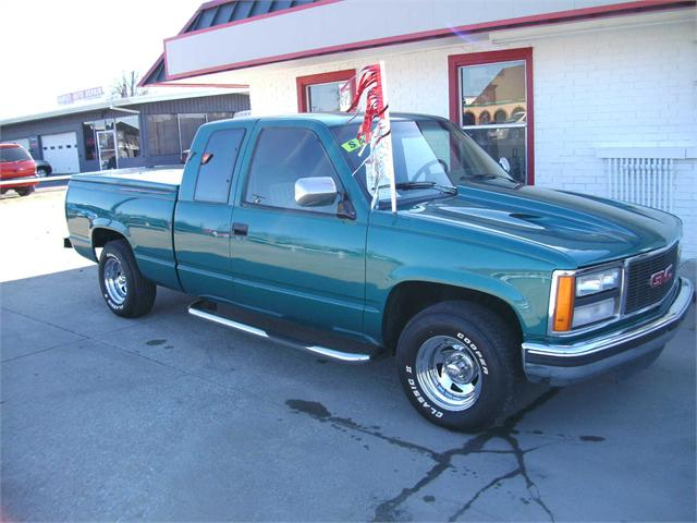 Truck Rough Idling Problems: I Have a 1993 GMC Sierra with