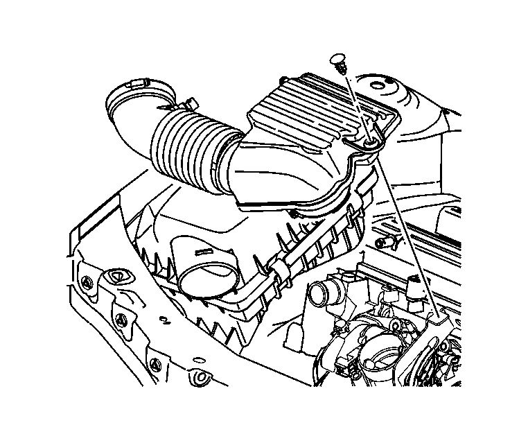 where can i find the air box that goes from the throttle