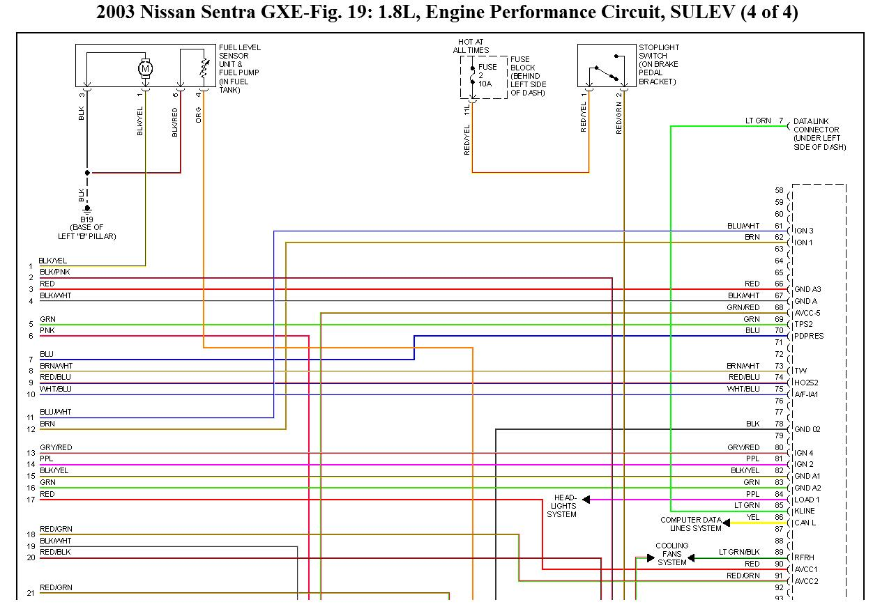 qg18de engine wiring diagram qg18de image wiring nissan qg15 ecu wiring diagram nissan auto wiring diagram schematic on qg18de engine wiring diagram