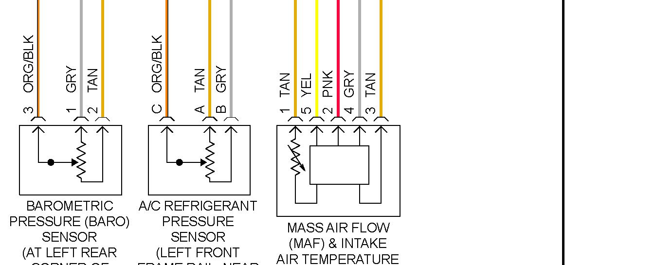 iat mass air flow plug wiring diagram