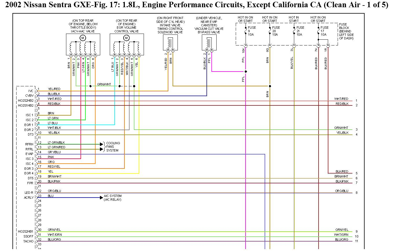 wants a wiring diagram for qg18vvt ecu tcu attached images