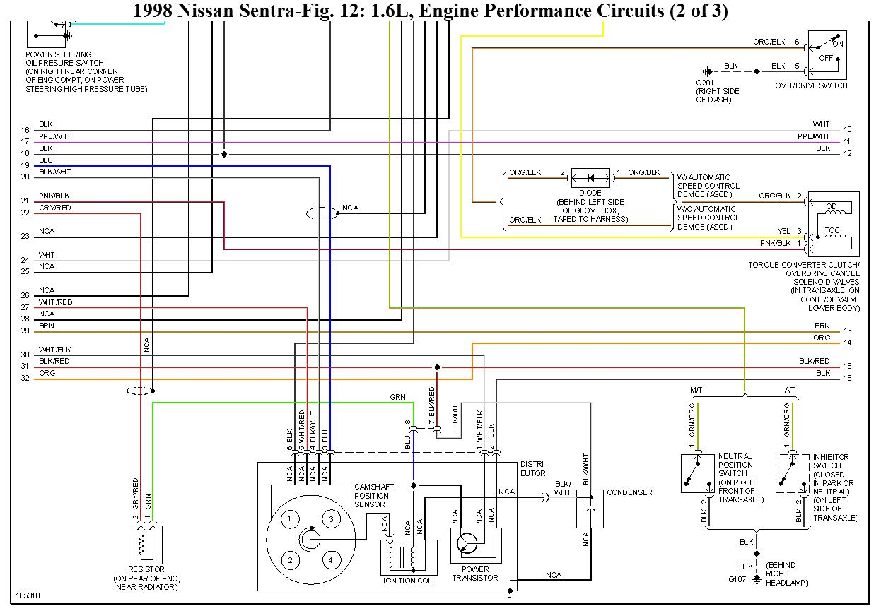 Wiring Diagram  31 Nissan Sentra Wiring Diagram