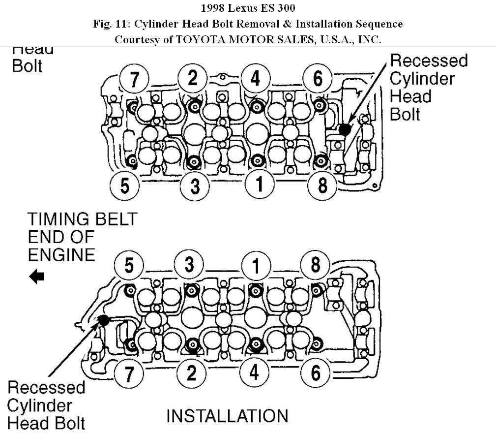 Diagram  Lexus Es 300 Engine Diagram Full Version Hd