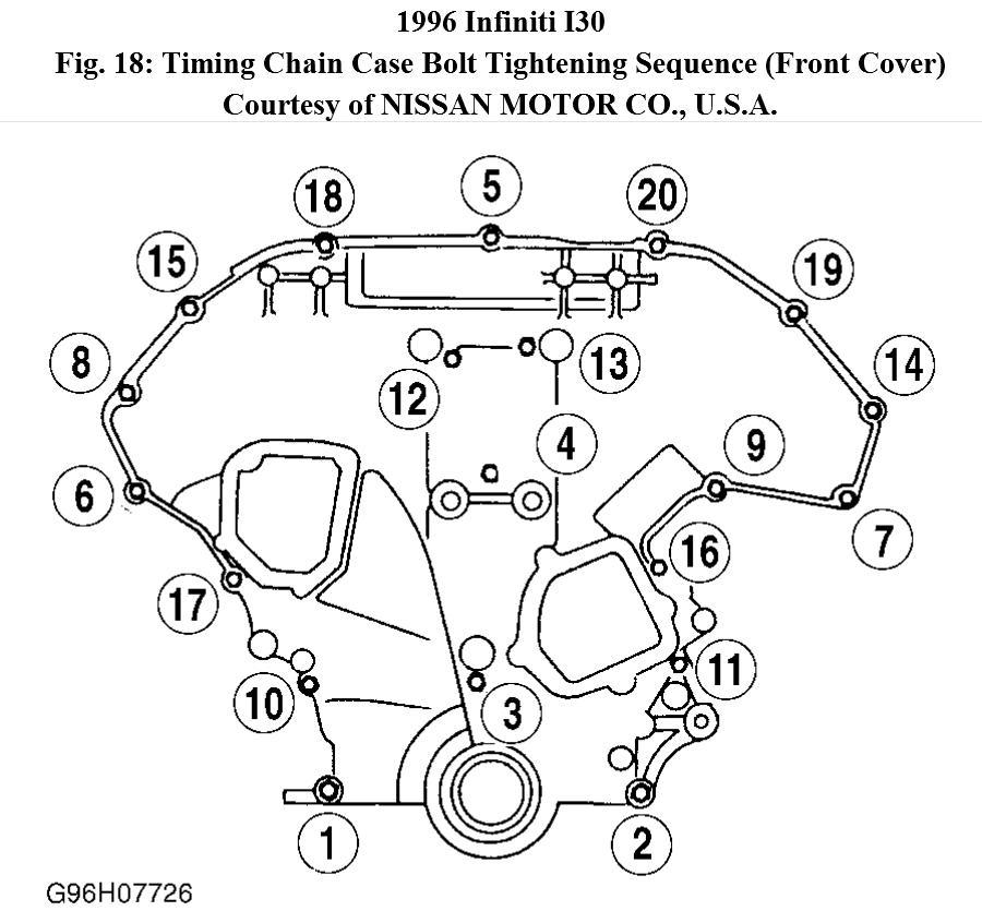 96 infiniti i30 belt tensioner diagram  infiniti  auto