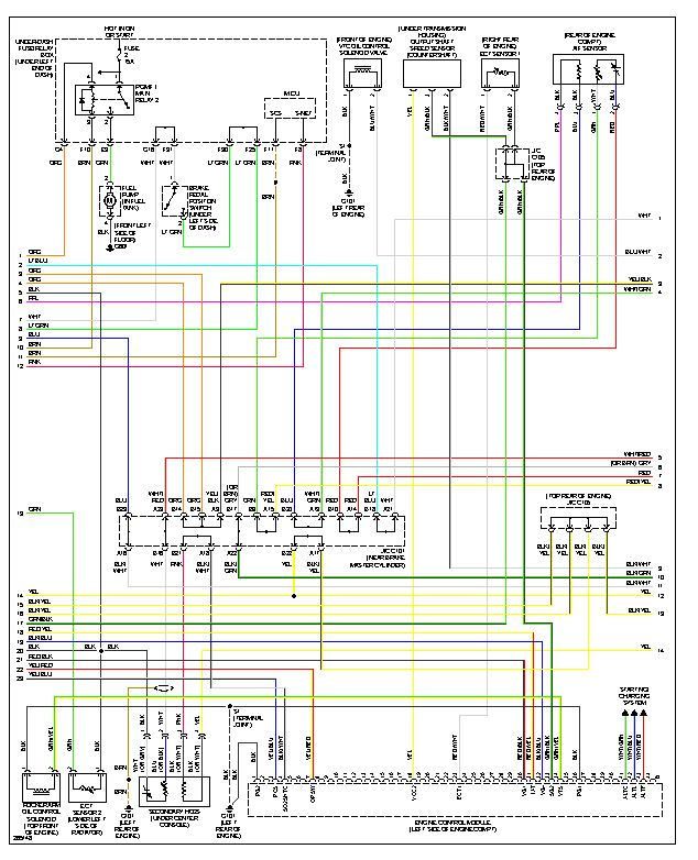 Do You Have Engie Wiring Diagram For 2007 Honda Civic