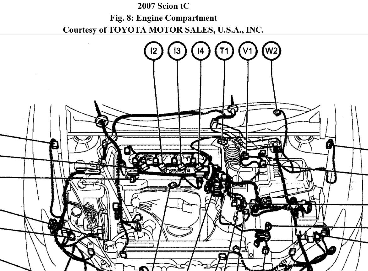 2008 Scion Tc Engine Diagram Schematics Wiring Diagrams New Car Updates 2019 2020 2006 Xb