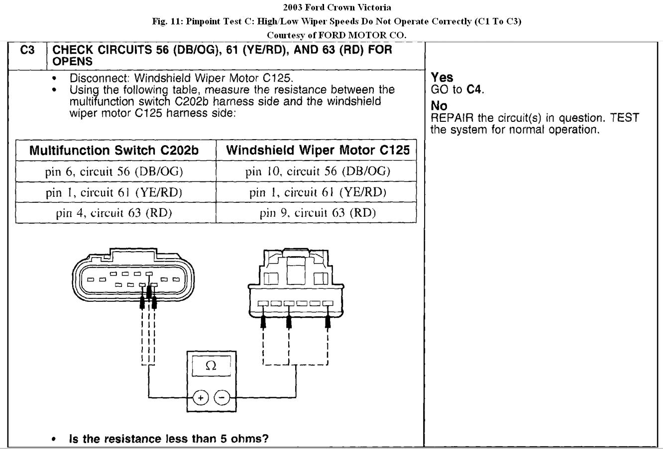 2003 Crown Vic Wipers And Lights What Weve Got Here Is A 2008 Ford Victoria Wiring Diagram Thumb