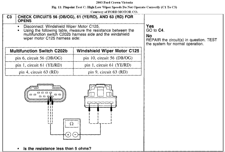 2008 Ford Crown Victoria Wiring Diagram - Wiring Diagram