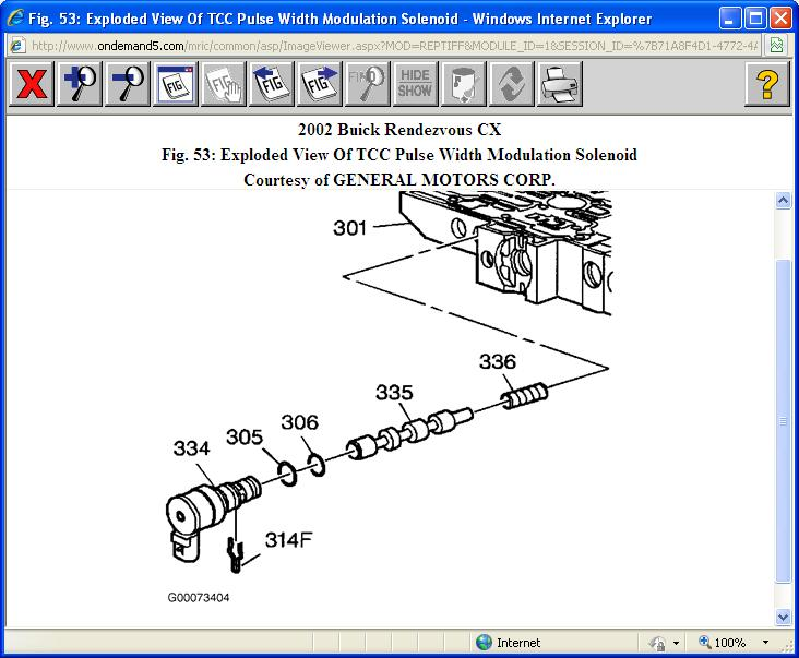 tcc solenoid location 1 tcc solenoid location on 2002 buick attached image
