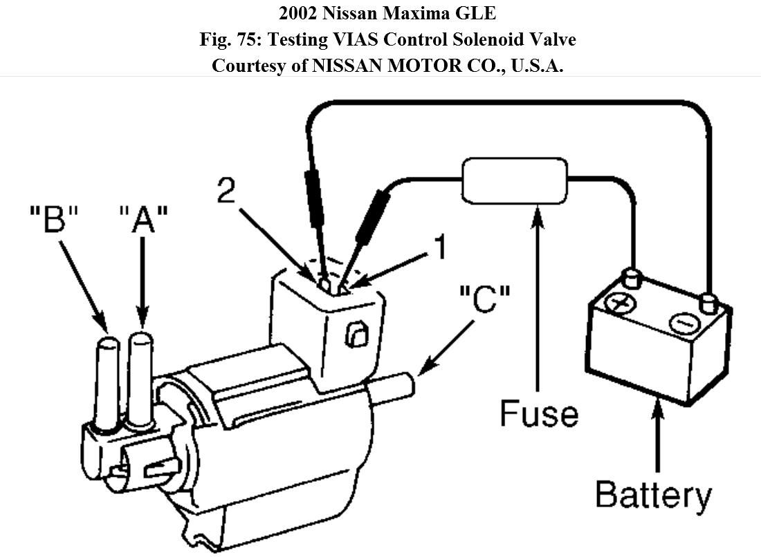 Diagram 2004 Nissan Maxima Vias on 2004 nissan quest timing solenoid valve