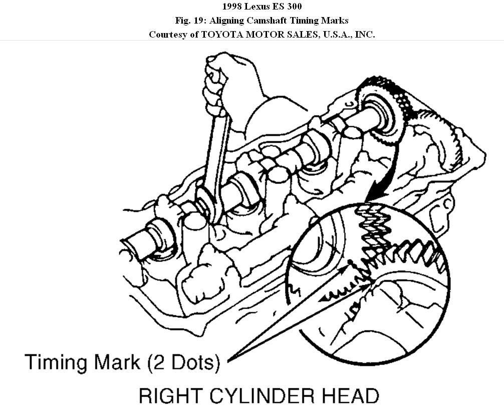 engine specs i am rebuilding a 1998 lexus es300 motor 1mz fe Gold Lexus ES 300 thumb