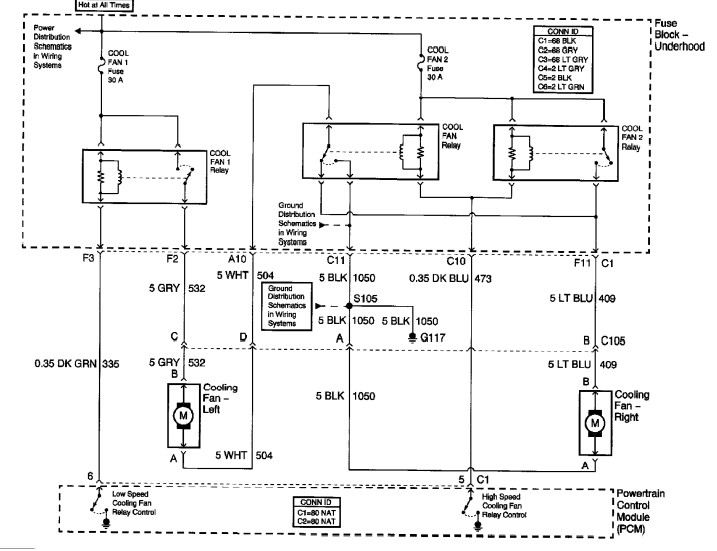 Chevy Electric Fan Wiring Diagram - Wiring Diagrams on