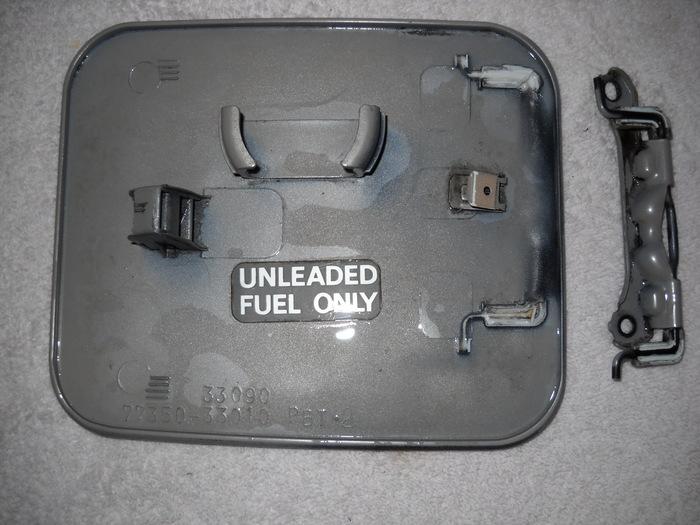 Help 1994 Toyota Camry Fuel Door Help 1994 Toyota Camry