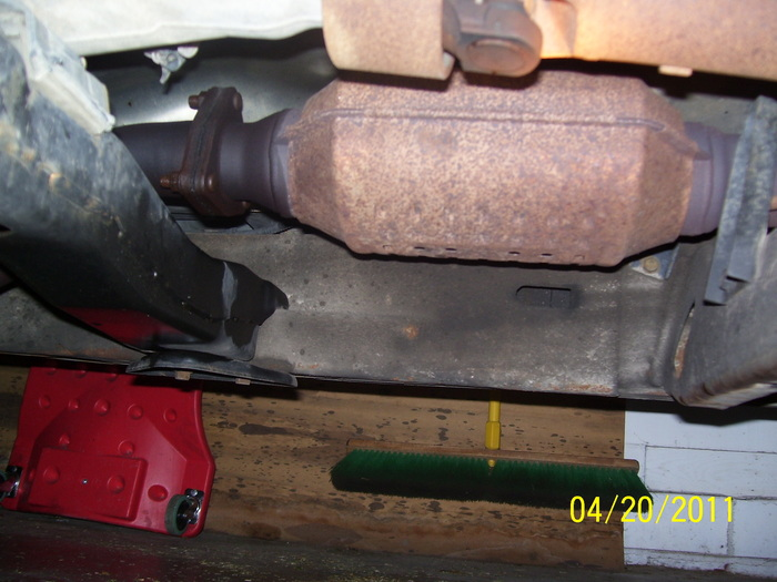 Thumb: Catalytic Converter For 1999 Chevy Blazer At Woreks.co