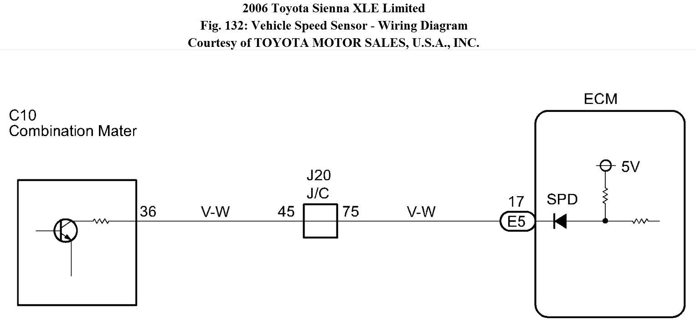 Speed Sensor Wiring Diagram | Wiring Library