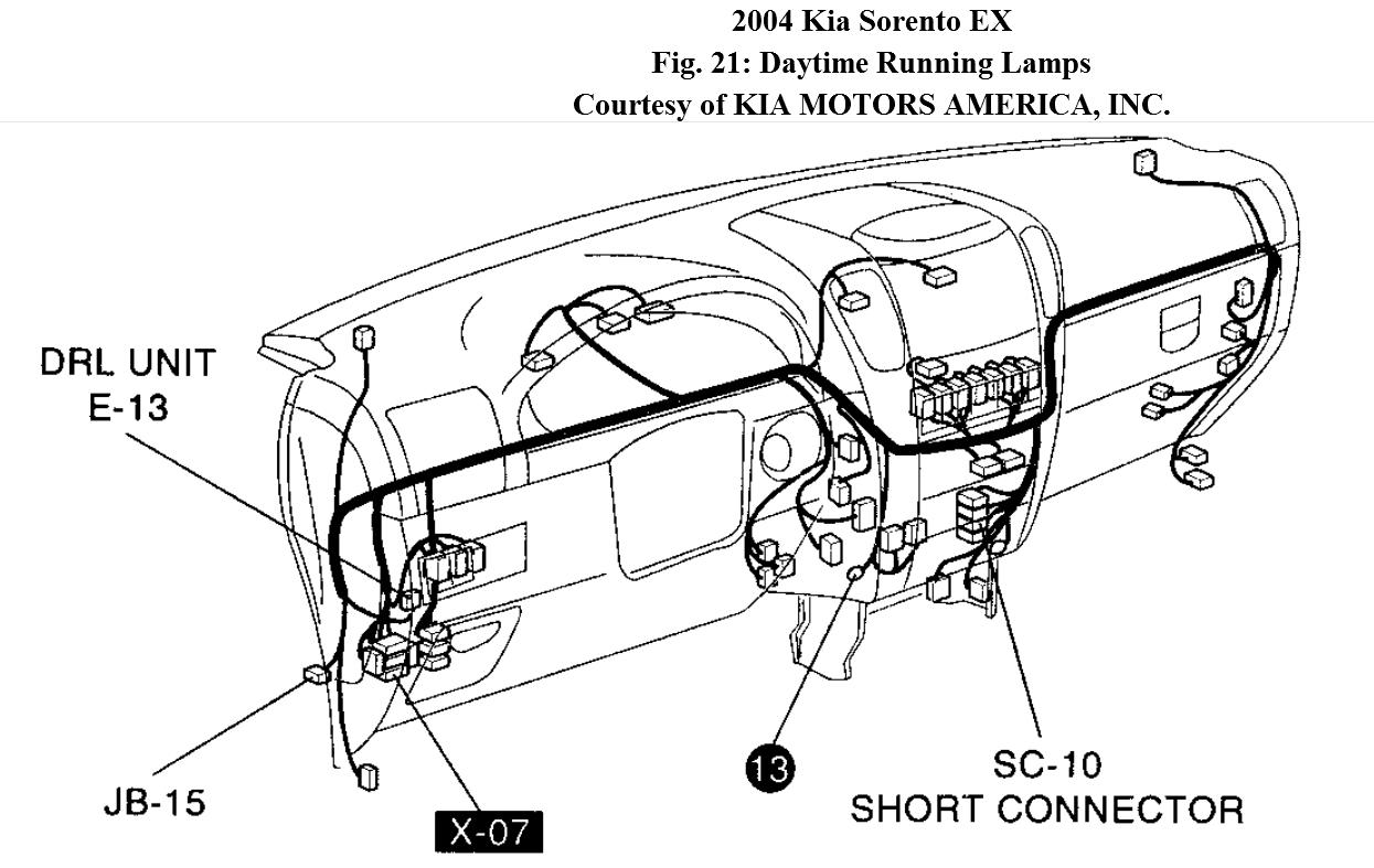 kia spectra blower motor resistor location  kia  auto wiring diagram