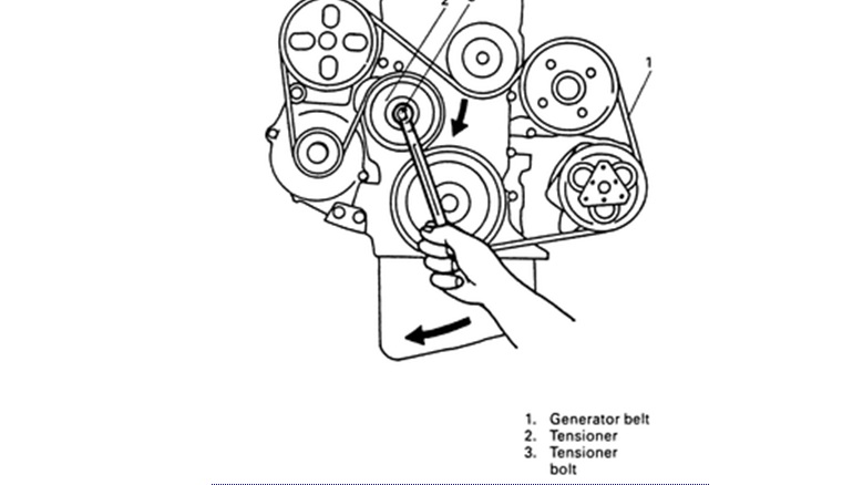 Serpentine Belt Diagram  I Need A Serpentine Belt Diagram For My